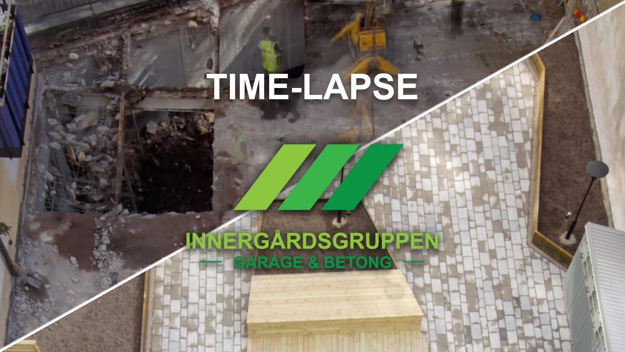 Innergårdsgruppen Time-lapse